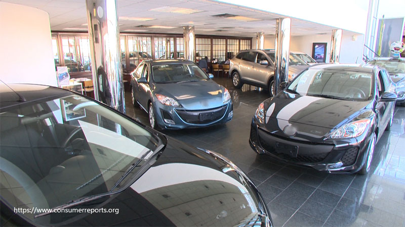 Treating Yourself And Purchasing A Brand-New Vehicles