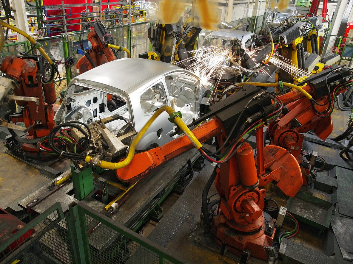 Automation & Robotics In Automotive Manufacturing 2019 Use Of Robots In Automotive Industry