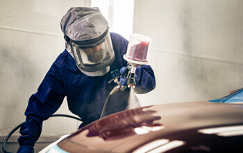 Custom Industrial Paint Solutions Auto Industrial Paint Stockton CA