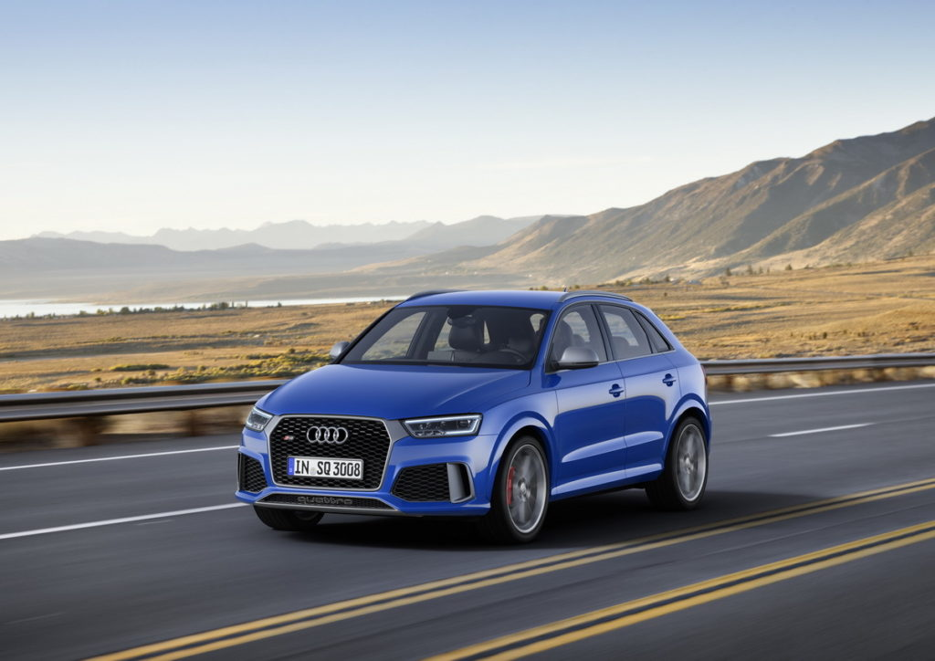 Growth, Profitability, And Financial Ratios For Audi 2018