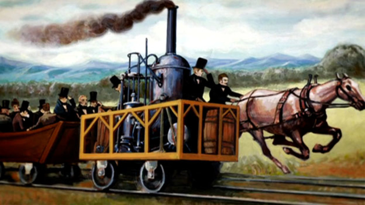 Impacts On The Atmosphere How Did The Transportation And Industrial Revolution Affect The Nation's Economy