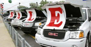The Auto Market In Michigan Statistics