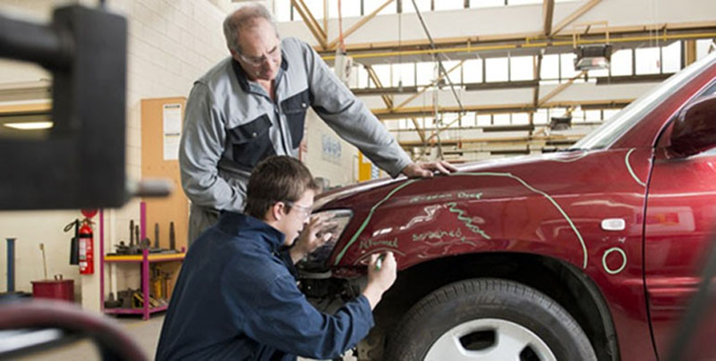 What You Should Expect From an Auto Body Shop