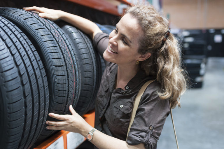 Buying New or Used Tires for Your Vehicle