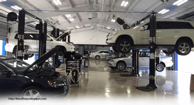 Find the Good Vehicle Repair Shop You Need