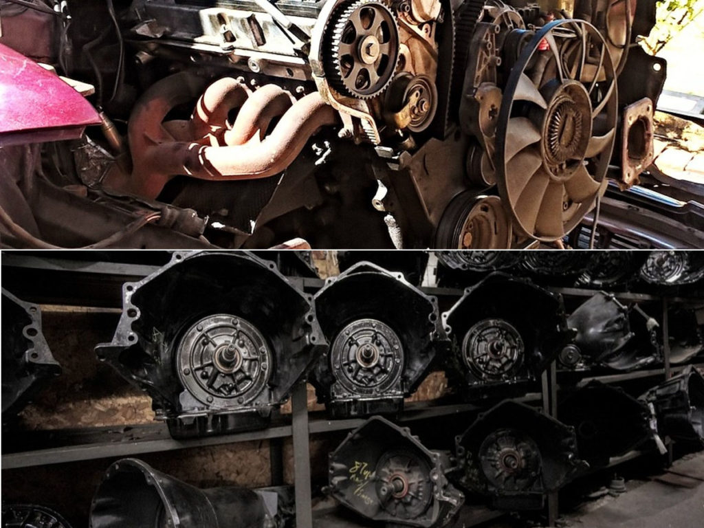 USED CAR PARTS AS AN ATTRACTIVE BUSINESS