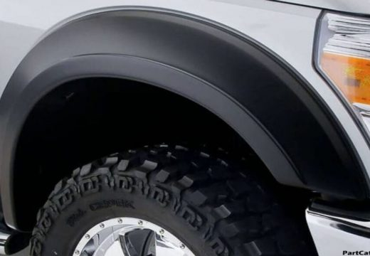 How Fender Flares Benefit Your Rig