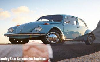 Endorsing Your Automotive Business