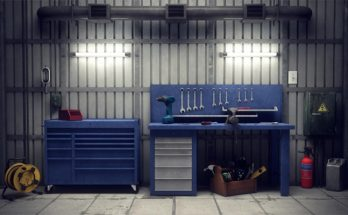 Auto Workshop Design Ideas