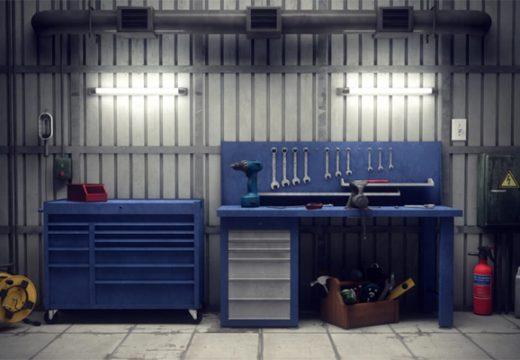 Auto Workshop Design Ideas